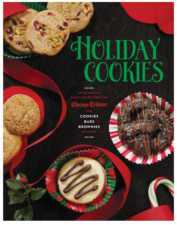 Christmas Cookies Book  Agate Publishing Books For Christmas This Year