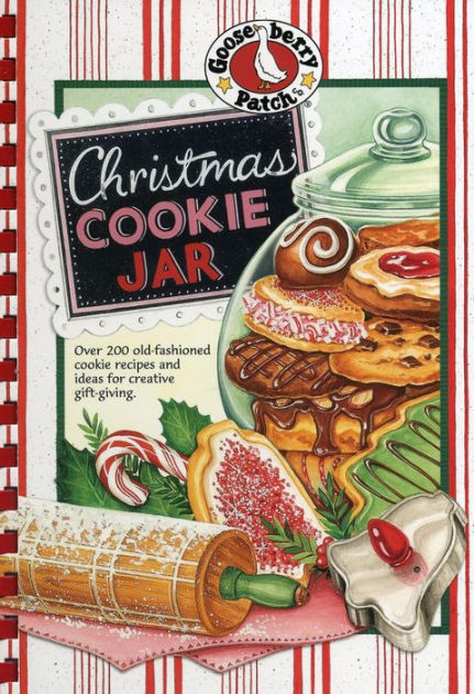 Christmas Cookies Book  Christmas Cookie Jar by Gooseberry Patch