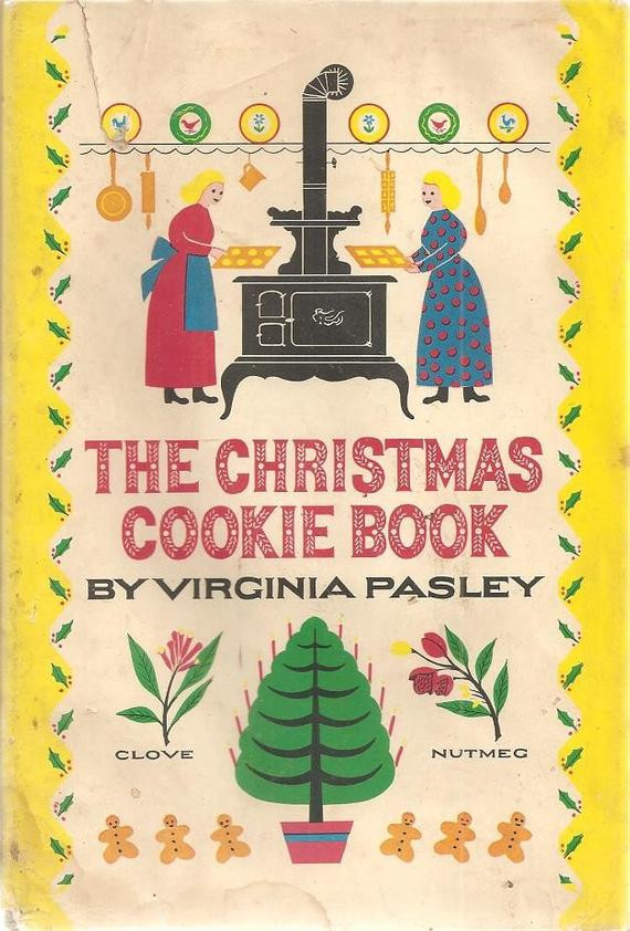 Christmas Cookies Book  Christmas Cookie Book published 1946 hard to find