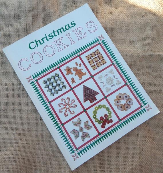 Christmas Cookies Cookbooks  Christmas Cookies Cookbook Southern Living Oxmoor House
