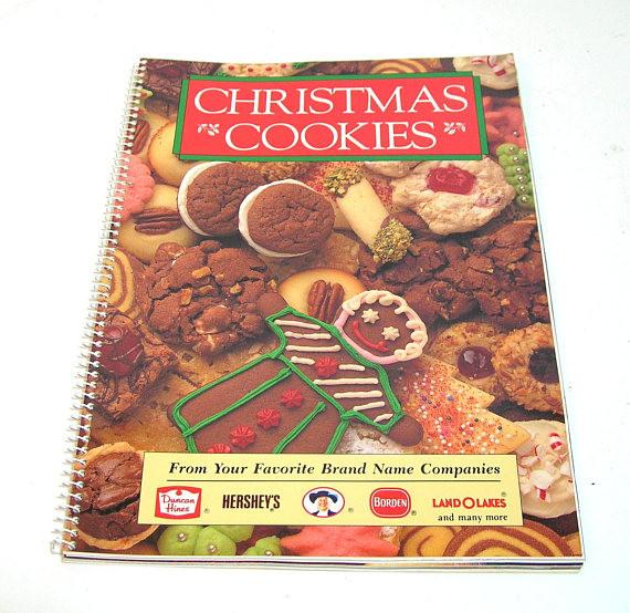 Christmas Cookies Cookbooks  Christmas Cookies Favorite Brands Cookbook