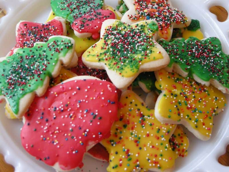 Christmas Cookies Cut Out Recipe  My Must Make Christmas Cookies