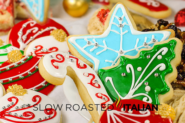 Christmas Cookies Cut Out Recipe  Best Ever Top 10 Christmas Cookie Recipes