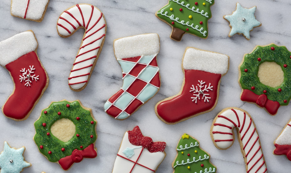 Christmas Cookies Cut Outs  Sugar Cookie Cut Outs Incredible Egg