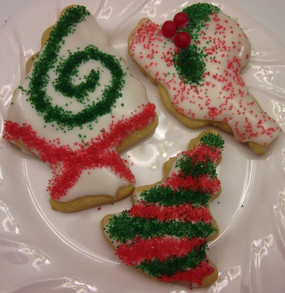 Christmas Cookies Cut Outs Recipes  Cut out Christmas Cookies Recipe