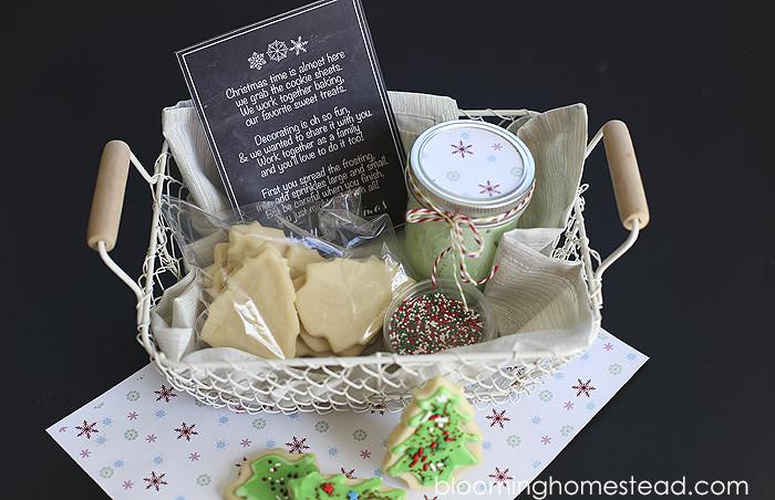 Christmas Cookies Decorating Kit  Krafting Kreations
