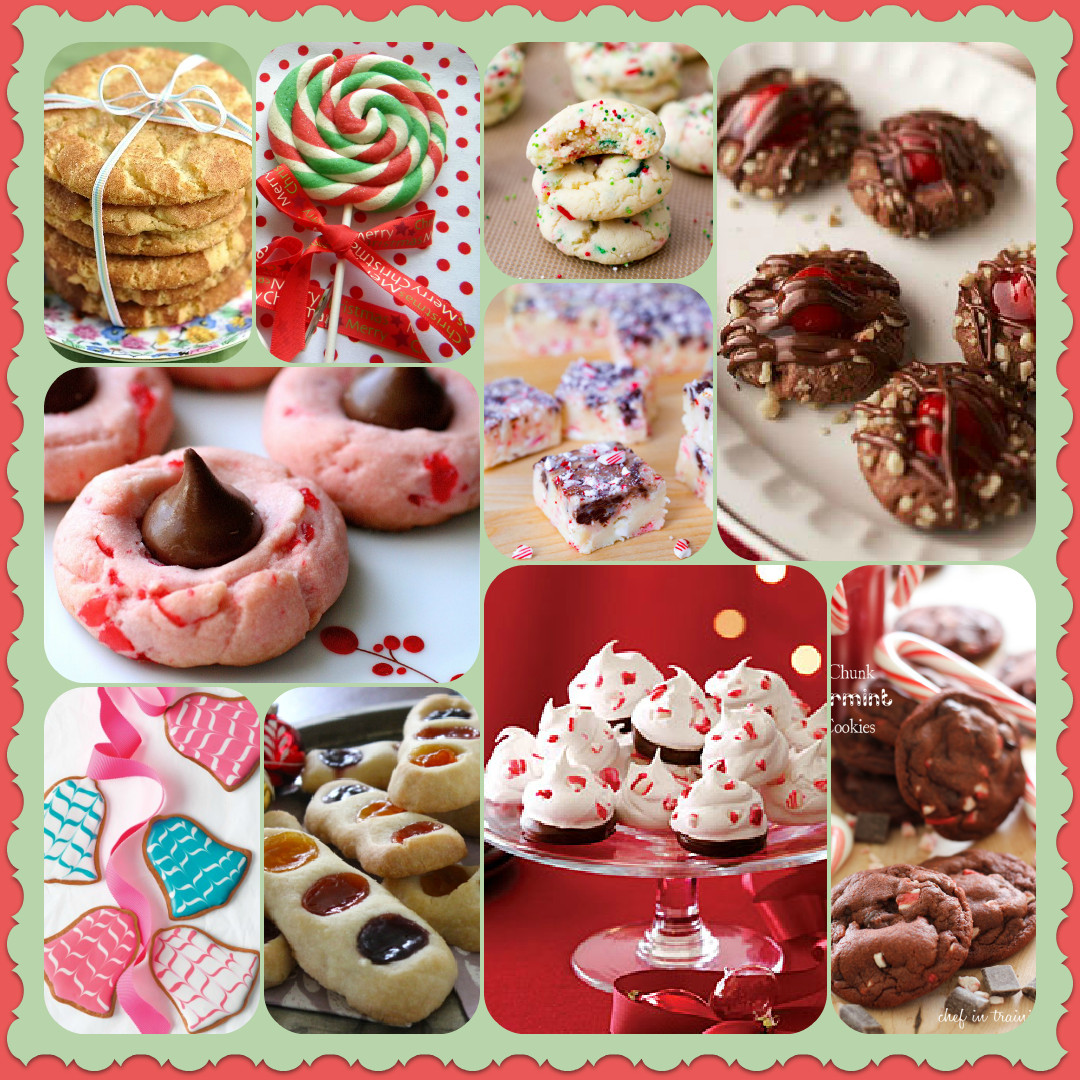 Christmas Cookies For Kids  20 Holiday Christmas Cookie Recipes For Kids Gifts & Dessert