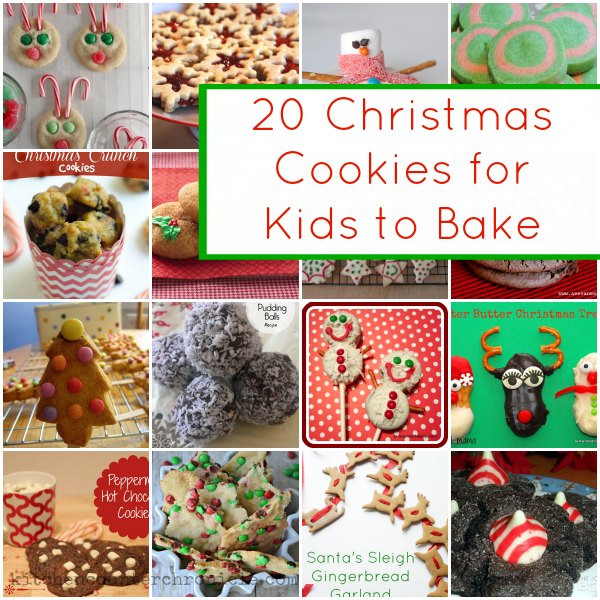 Christmas Cookies For Kids  20 Spectacular Christmas Cookies for Kids to Bake
