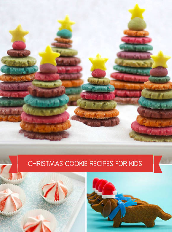 Christmas Cookies For Kids  Best Christmas Cookie Recipes for Kids