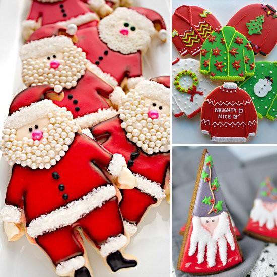 Christmas Cookies For Kids  Cute Christmas Cookies For Kids