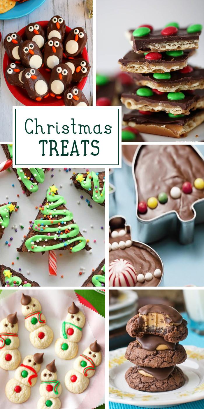 Christmas Cookies For Kids  40 Fun Christmas Treats