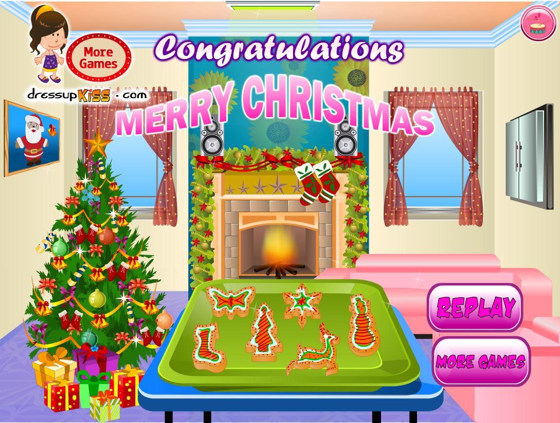 Christmas Cookies Games  Christmas Cookies
