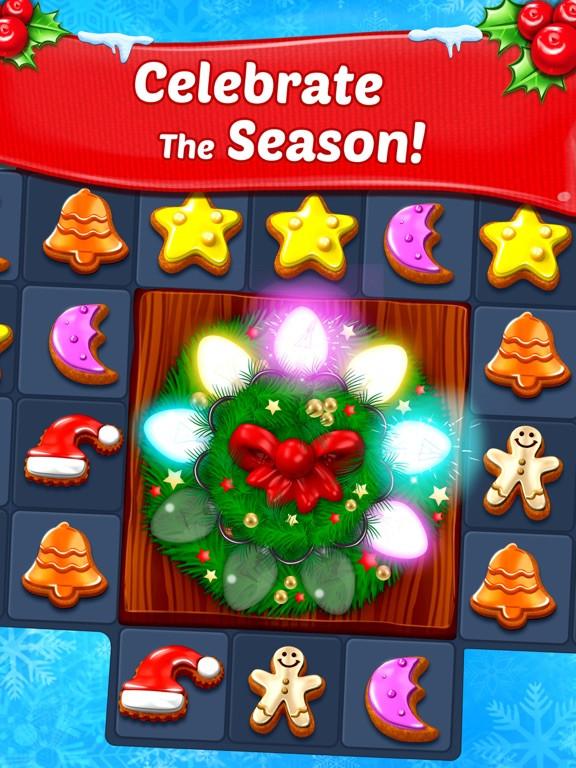 Christmas Cookies Games  App Shopper Christmas Cookie Help Santa Games