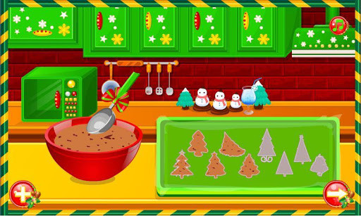 Christmas Cookies Games  Download Cooking Christmas Cookies Game for PC
