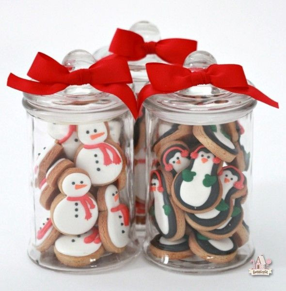 Christmas Cookies Gifts  Best 25 Cookie ts ideas on Pinterest