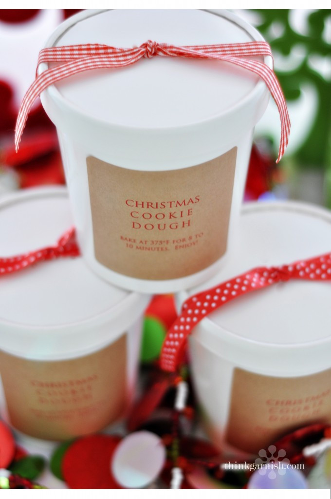 Christmas Cookies Gifts  Too Stinkin Cute Day 12 Neighbor Gift Ideas
