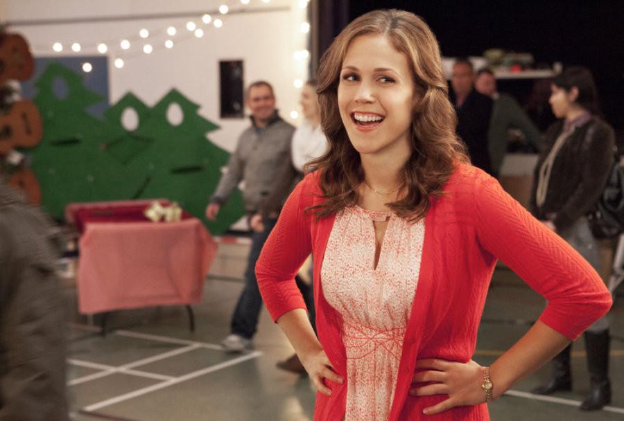 Christmas Cookies Hallmark Movie Cast  Cast Chance at Romance