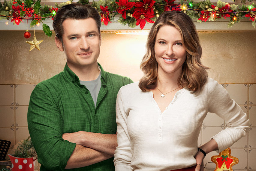 Christmas Cookies Hallmark Movie Cast  Christmas Cookies
