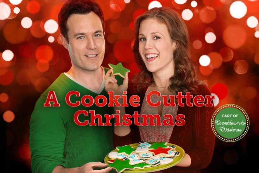 Christmas Cookies Hallmark Movie Cast  A Cookie Cutter Christmas