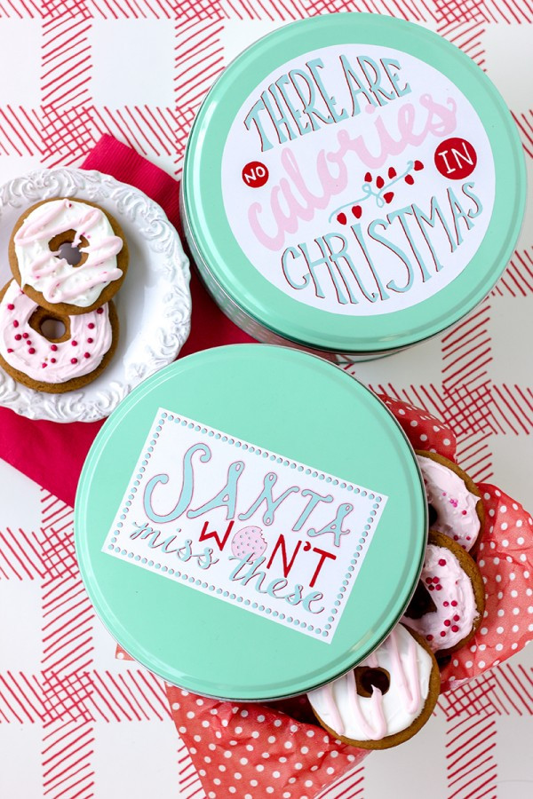 Christmas Cookies In A Tin  Remodelaholic