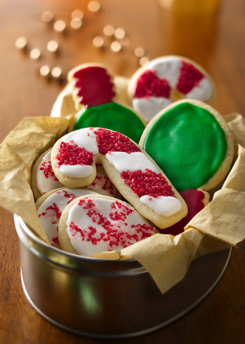 Christmas Cookies In A Tin  Christmas Cookie Tin s and for