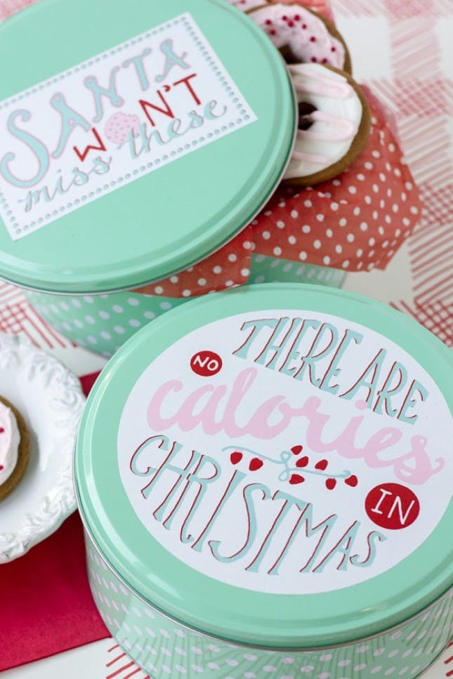 Christmas Cookies In A Tin  27 Baking Must Haves for the Holidays