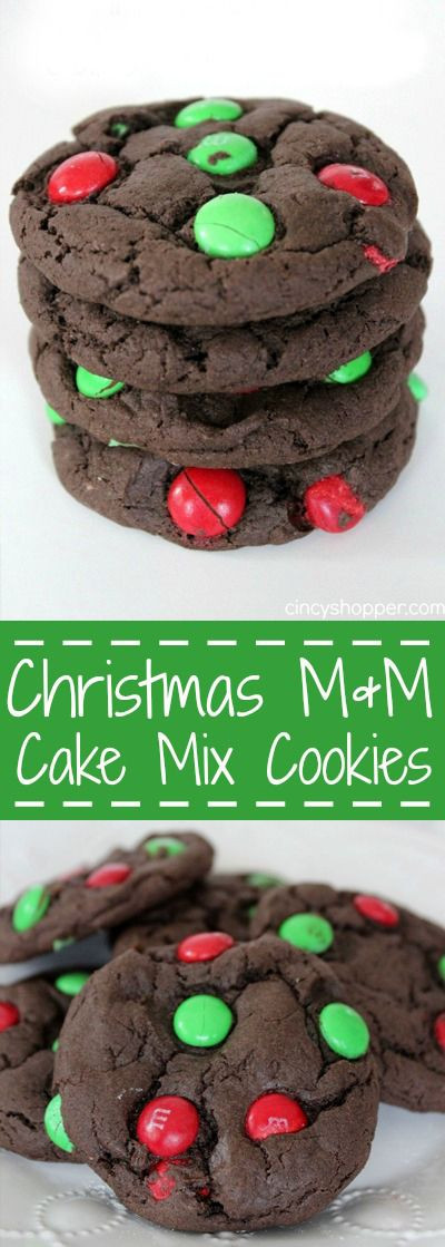 Christmas Cookies Mix  100 Christmas Cookie Recipes on Pinterest
