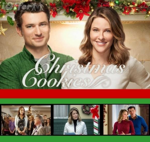 Christmas Cookies Movie  CHRISTMAS COOKIES DVD 2016 HALLMARK TV MOVIE HDTV for sale