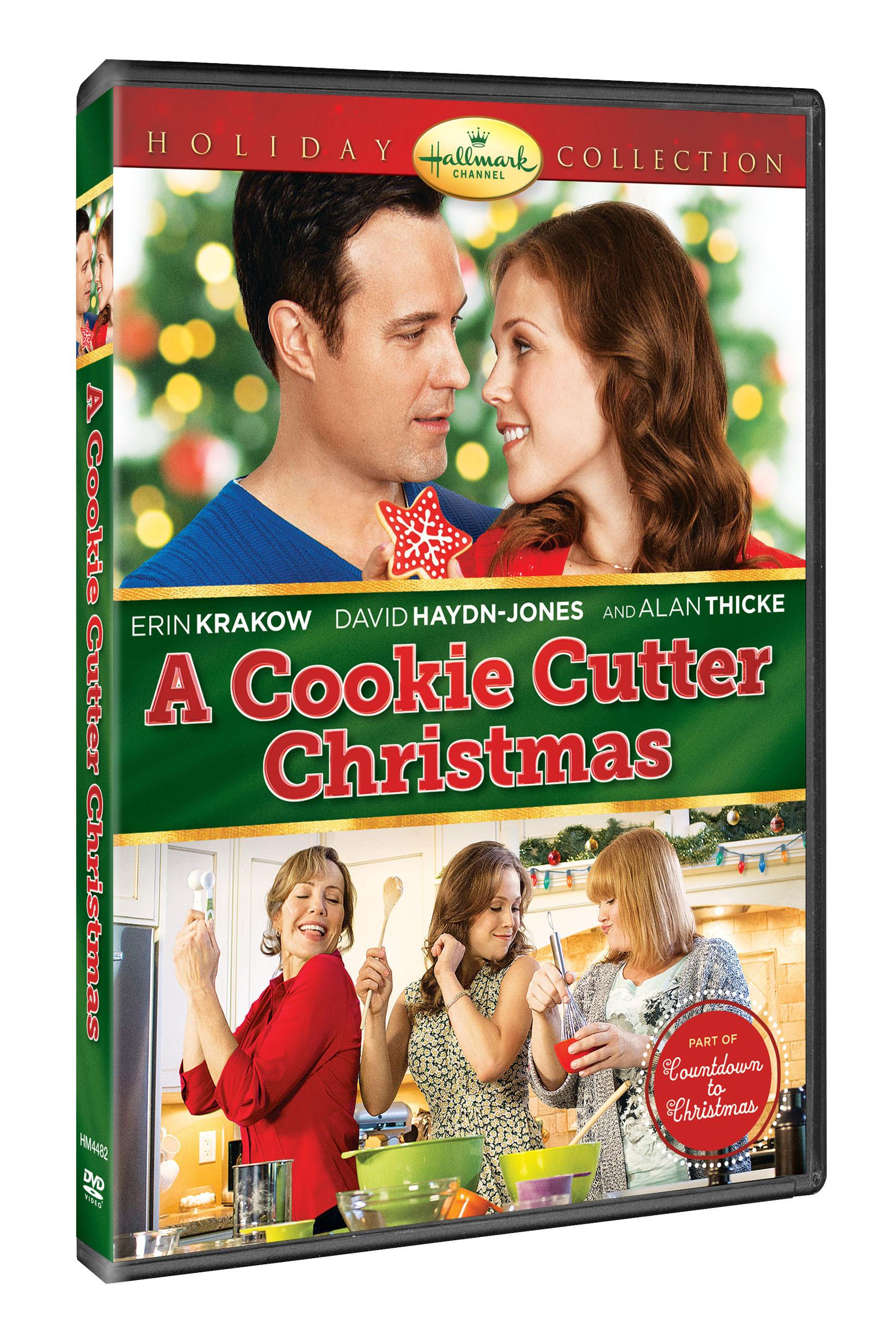 Christmas Cookies Movie  Cinedigm Releasing Four Hallmark Christmas Titles This