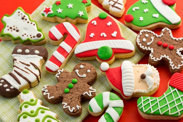 Christmas Cookies Online  Recipe For Disaster Apartment Christmas CookiesThe Black