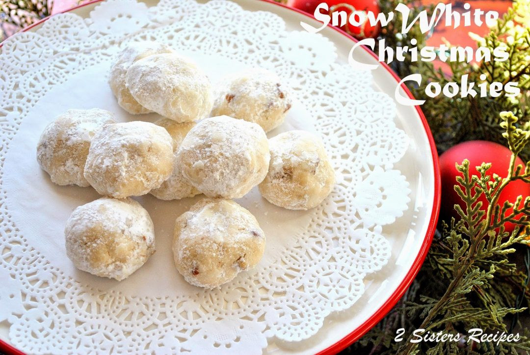 Christmas Cookies Online  Snow Ball Christmas Cookies and line Cookie Exchange 2