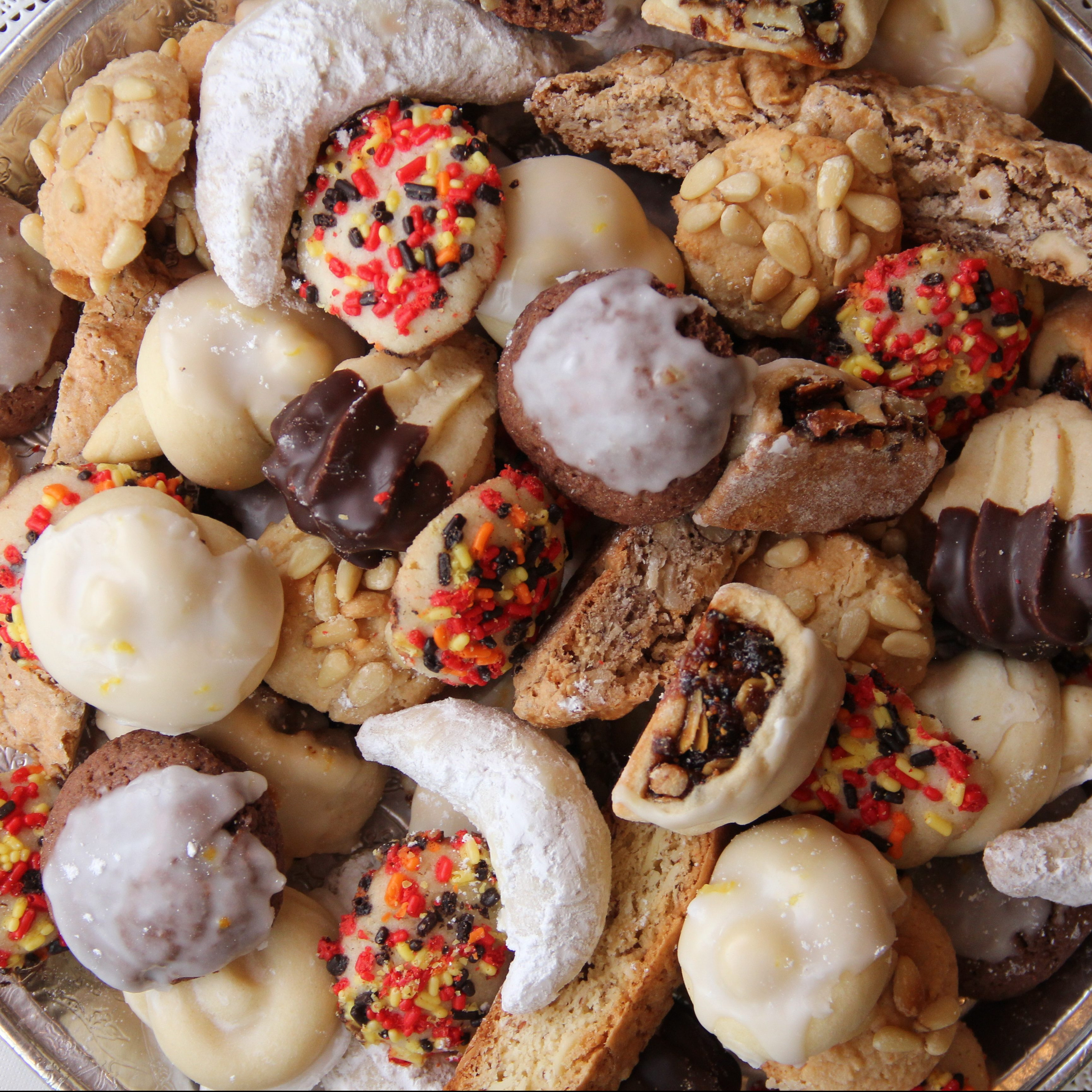 Christmas Cookies Online  Bakery Holiday Desserts and Gifts Shop online or in store