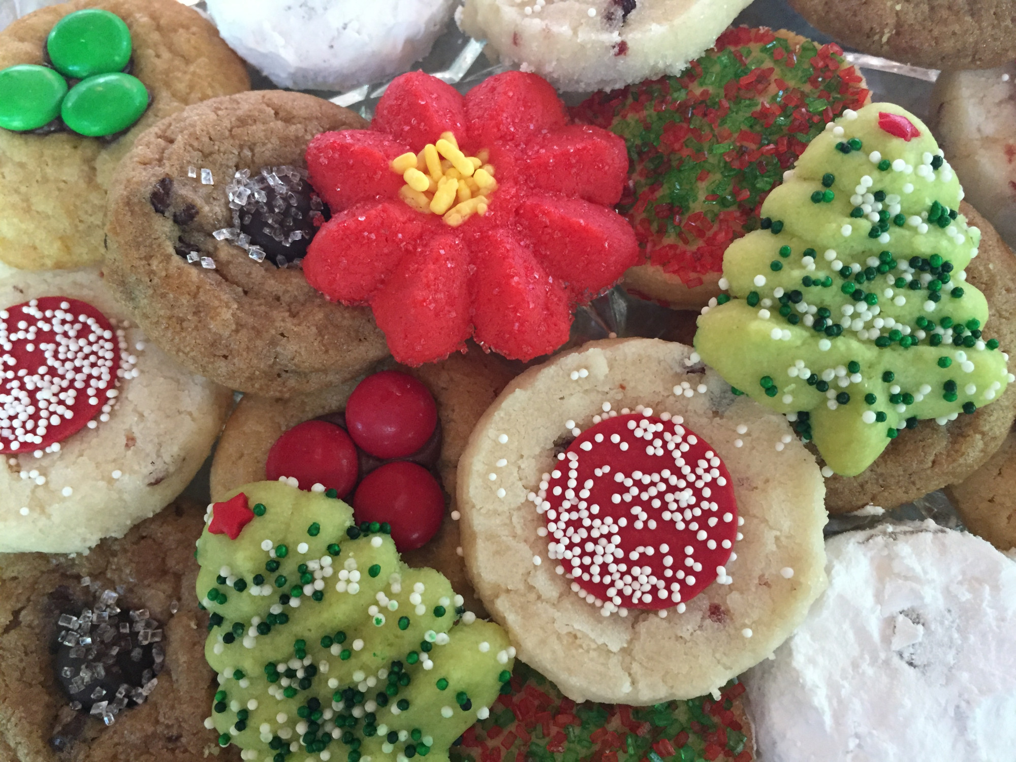 Christmas Cookies Online  Gourmet Cookies line Cookie Delivery