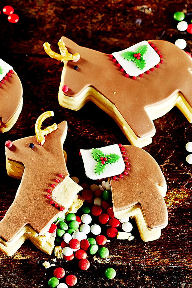 Christmas Cookies Online  Christmas cookies recipes How to make your own festive