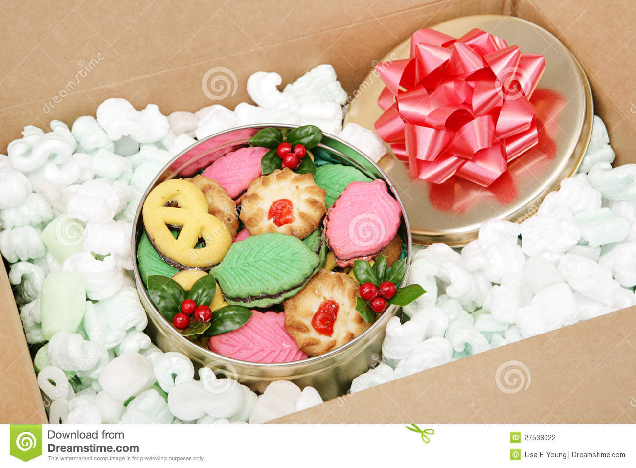 Christmas Cookies Order Online  Mail Order Christmas Cookies Stock graphy Image