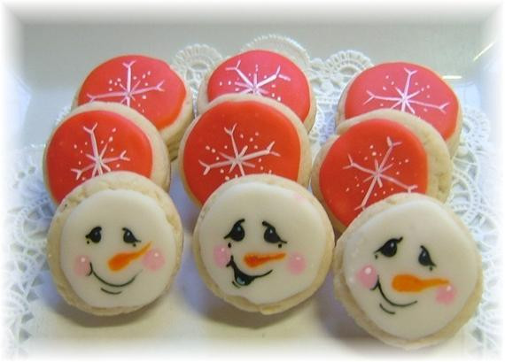 Christmas Cookies Order Online  Items similar to Order Early Christmas Gift Cookies