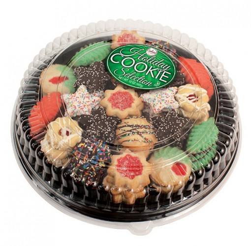 Christmas Cookies Order Online  2 LB Holiday Cookie Selection Platter – Cookies United