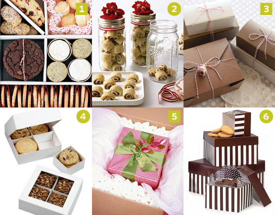 Christmas Cookies Packaging  Cookie Swap Packaging & Shipping Tips