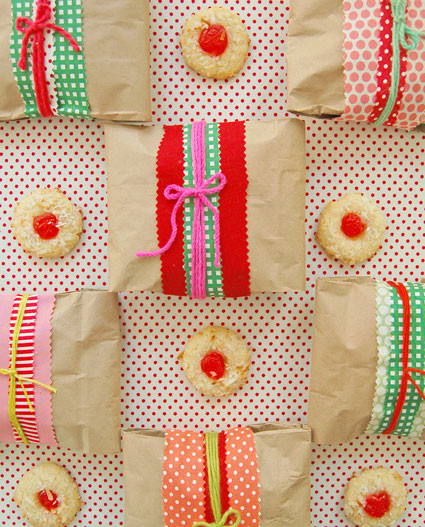 Christmas Cookies Packaging  best DIY cookie & treat packaging ideas for Christmas ts