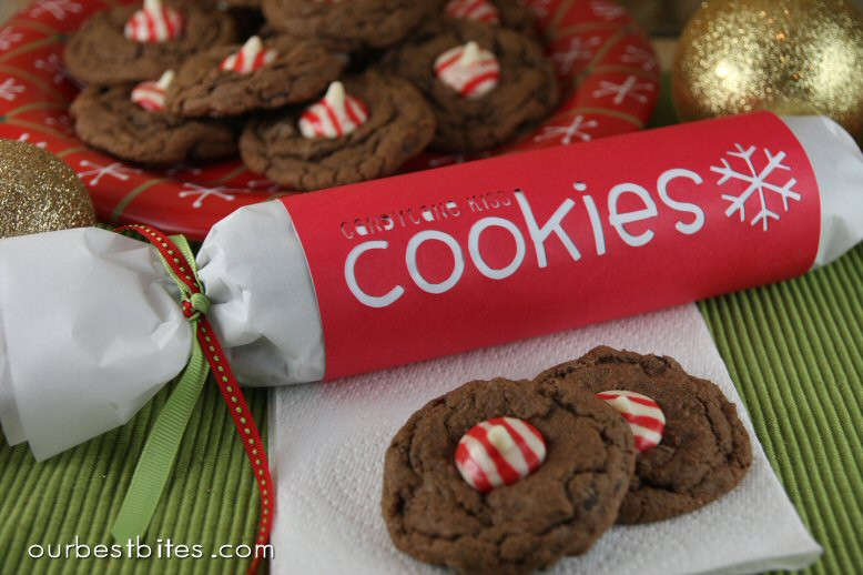 Christmas Cookies Packaging  Christmas Neighbor Gift Ideas The Idea Room