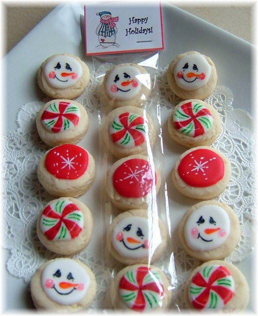 Christmas Cookies Packaging  Best 20 Cookie ts ideas on Pinterest