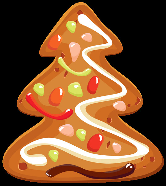 Christmas Cookies Png  Christmas Tree Cookie PNG Clipart Image