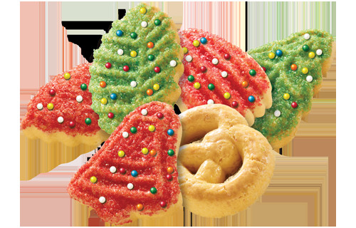 Christmas Cookies Png  Holiday Treats