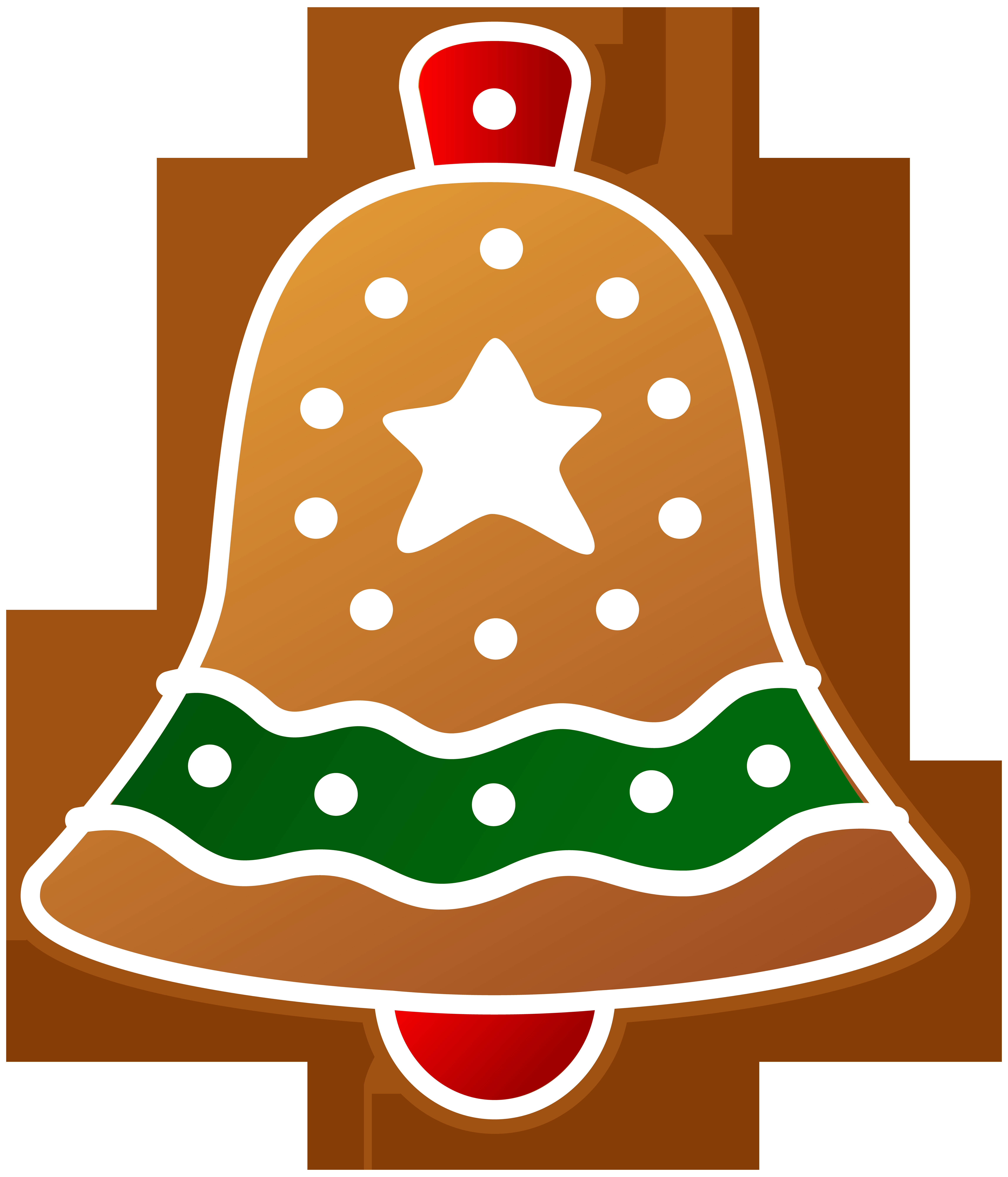 Christmas Cookies Png  Christmas Gingerbread Cookie PNG Clip Art