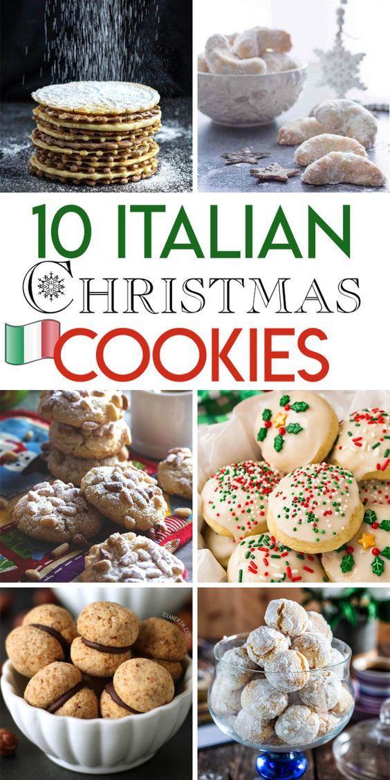 Christmas Cookies Recipes 2019  10 Italian Christmas cookie recipes