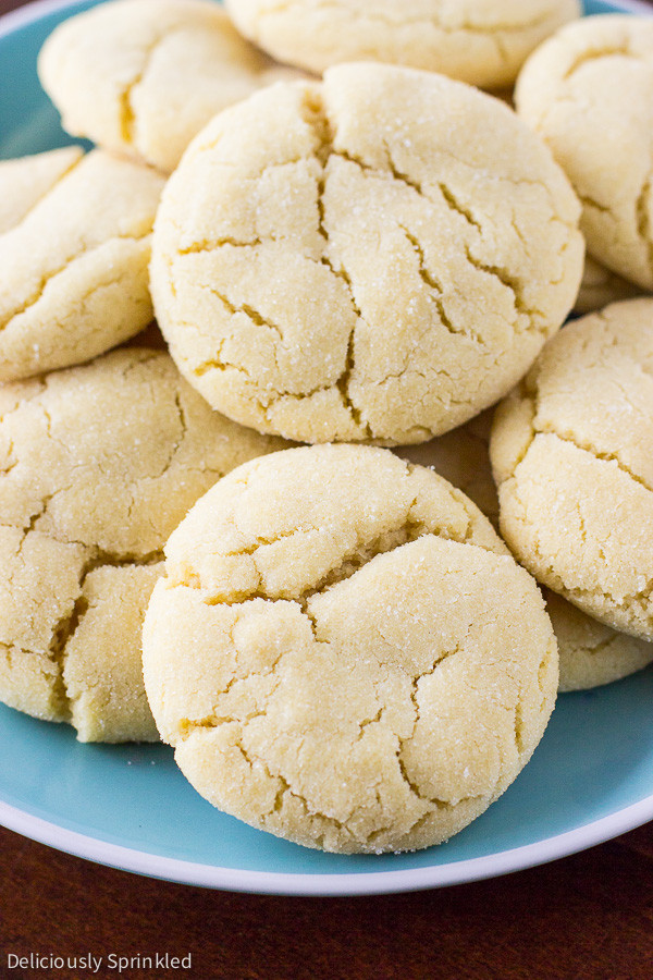Christmas Cookies Recipes From Scratch  best soft sugar cookies from scratch