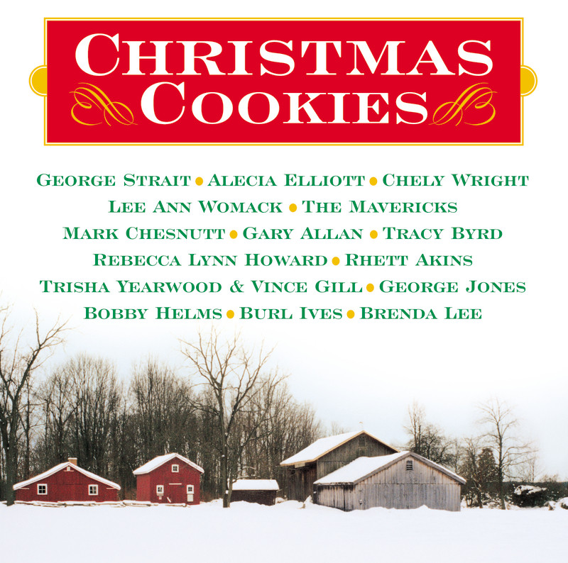 Christmas Cookies Song Lyrics  Listen Free to George Strait Christmas Cookies Radio