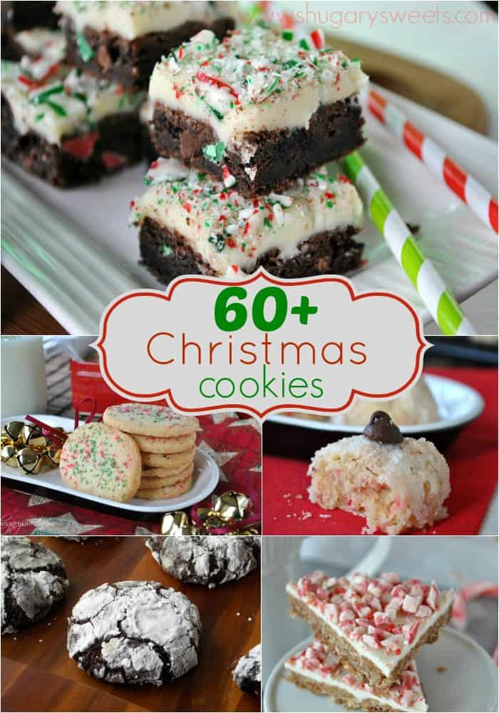 Christmas Cookies To Buy  60 Christmas Cookies Shugary Sweets