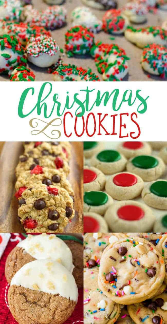 Christmas Cookies To Buy  The Very Best Christmas Cookie Recipes For Your Cookie