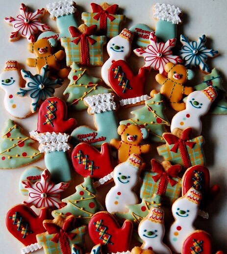 Christmas Cookies Tumblr  christmas cookies on Tumblr